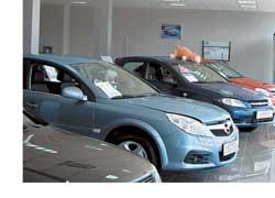 В Павлограде и Днепродзержинске компания «УкрАвтоЗАЗ-Сервис», официальный дистрибьютор автомобилей Cadillac, Opel и Chevrolet в Украине, открыла дилерские представительства.