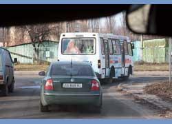 Патрульный экипаж ехал на машине с гражданскими номерами, а сидящие внутри работники «Кобры» фиксировали все нарушения водителя автобуса на фото- или видеокамеру.