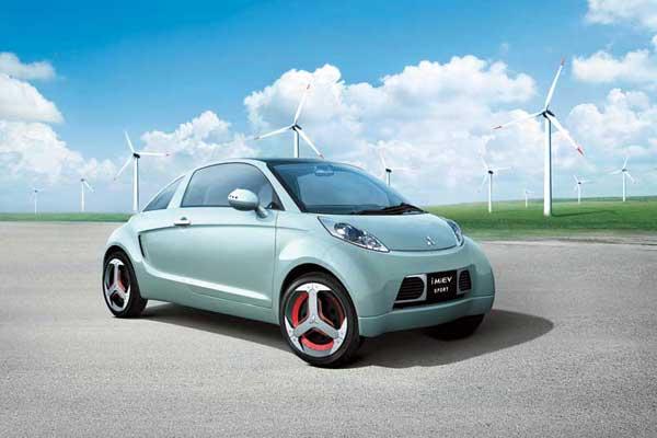 Mitsubishi i MiEV Sport