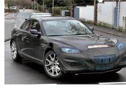 Существенно обновленное роторное купе Mazda RX-8 представят на предстоящем в январе Детройтском автосалоне.