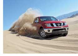 Компания Suzuki планирует выпускать свой среднеразмерный пикап на мощностях американского подразделения компании Nissan. Это будет совместная разработка, созданная на базе Nissan Frontier.