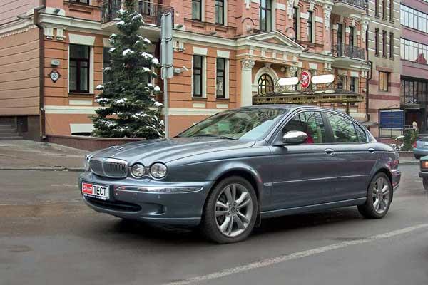JaguarX-Type 2.5