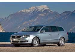 VW Passat Variant 4Motion
