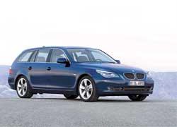 BMW 5 Series Xi Touring