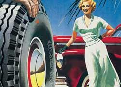 Завод, где делают шины Sportiva, Barum, Continental и др., «обувает» автомобили с 1930-х.