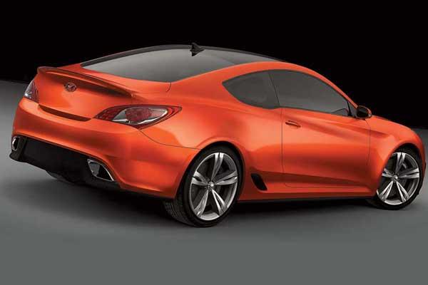 Hyundai Coupe Genesis Coupe
