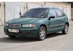 Rover 200 1995–1999 г. в. от $5200 до $9500