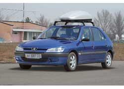 Peugeot 306 1993–2001 г. в. от $5200 до $9500