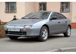 Mazda 323 (ВА) 1994–1998 г. в. от $5200 до $9200