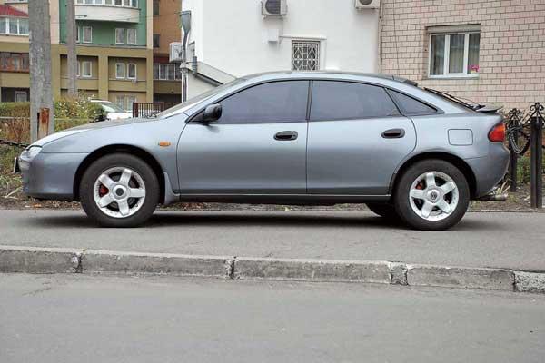 Mazda 323 (ВА) 1994 – 1998 г. в.