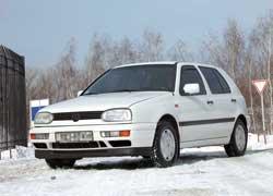 VW Golf III 1991–1997 г. в. от $5000 до $11000