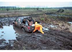 Из грязи в князи. Уже через месяц экипаж Optima Leasing Ukraine будет штурмовать «дакар».