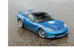 Будущий год станет знаменательным для поклонников Chevrolet Corvette – весной в продаже появится самая мощная серийно выпускаемая версия ZR1