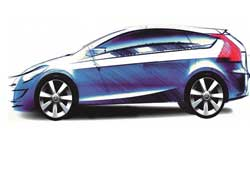 Вице-президент по развитию компании Hyundai Джон Крафчик сообщил, что весной будущего года в дилерские центры поступит новая 5-дверная модель Elantra Touring.