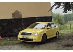Skoda OctaviaA5 RS