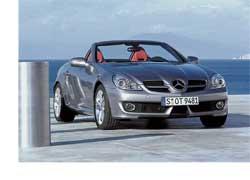 Один из родоначальников современных купе-кабриолетов со складной жесткой крышей, Mercedes-Benz SLK подвергся серьезной модернизации.