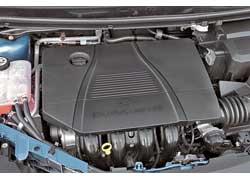 Силовые агрегаты знакомы по Ford Focus предыдущей генерации. Единственные изменения – уменьшились выбросы CO2.