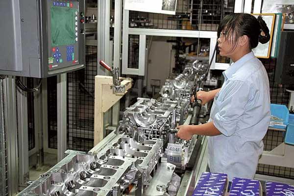 Новый цех для производства двигателей с австрийским оборудованием – гордость Chery.