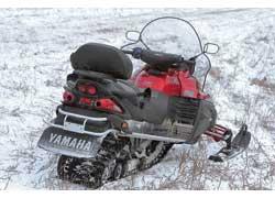 Снегоходы нуждаются в регулярном (сезонном) обслуживании.