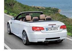 Модельный ряд самой мощной «тройки» BMW– модели M3 доукомплектован третьей по счету версией. Вслед за купе и седаном очередь дошла до открытого кабриолета M3 Convertible.