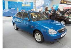 Долгожданный хэтчбек Lada Priora сойдет с конвейера «АвтоВАЗа» уже в феврале этого года. Предсерийную партию из тридцати машин собрали в конце прошлого года и испытывают на выносливость узлов и агрегатов.