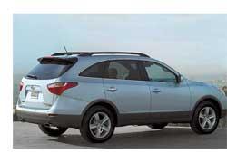Украина первой из стран Европы начнет официальные продажи внедорожника Hyundai Veracruz