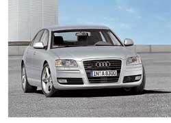 На международном экономическом форуме, который откроется 23 января в швейцарском Давосе, компания Audi представит экологически чистую версию седана Audi A8 GTL.