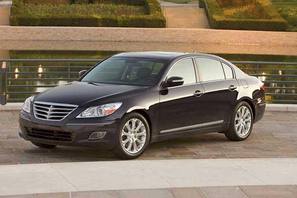 Hyundai Genesis по пути японцев автоцентрua