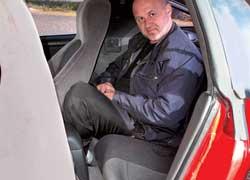 Пассажиры галерки могут «приплюсоваться», но ненадолго – сзади очкень мало места.