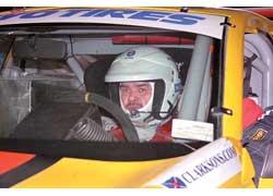Самым опытным спортсменом команды Chervonenko Racing был Александр Салюк старший, на счету которого 15 чемпионских титулов СССР и Украины в различных дисциплинах автоспорта.