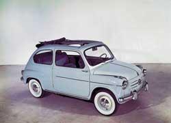 В отличие от Fiat 600, который оснащался рядными моторами, его советский «двойник» ЗАЗ-965 получил V-образный двигатель.