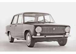 Советским автомобилистам Джакоза подарил «Автомобиль года-1966» в Европе – Fiat 124, ставший прообразом отечественных «Жигулей».