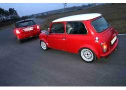 Austin Mini, Mini Cooper