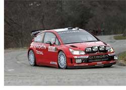 Citroёn C4 WRC