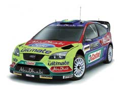 Ford Focus RS WRC'08