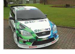 Ford Focus RS WRC'07