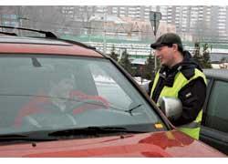 Внимание! Если парковщик требует немедленной оплаты (минимум 3 грн.) даже при стоянке до 5 минут, это незаконно.