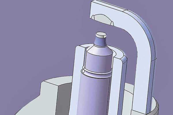 Для свечей зажигания делают специальные цилиндрические вставки из платинового сплава, которые «впаивают» в центральный и боковой электроды