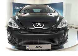 В первый понедельник февраля по всей Украине в 26-ти дилерских центрах компании «Илта» (официального импортера Peugeot в Украине) стартовали продажи модели 308.