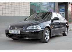 Honda Civic 1995–2000 г. в.