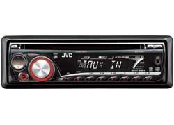JVC KD-G342
