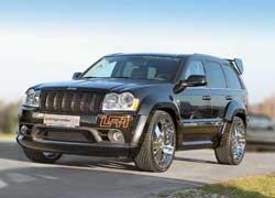 Jeep Grand Cherokee. Konigseder