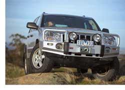 Jeep Grand Cherokee. ARB
