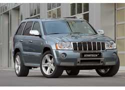 Jeep Grand Cherokee. Startech