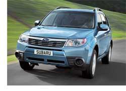 Европейскую версию третьего поколения Subaru Forester презентуют в марте нынешнего года в Женеве.
