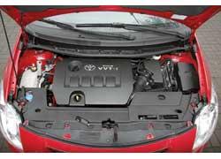 Двигатель объемом 1,6 литра выдает внушительные 124 л. с. , оставаясь довольно экономичным по меркам класса.