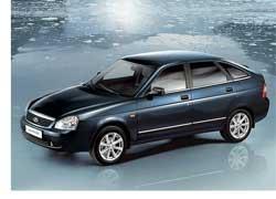 На «АвтоВАЗе» началось серийное производство хэтчбека Lada Priora.