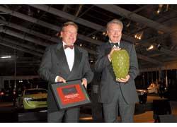 Двигателю DIESOTTO на Парижском форуме экологически чистых автомобилей присудили приз в конкурсе «Экологическое Гран-при».
