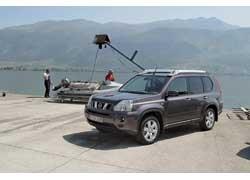 Алгоритм работы омывателей фар Nissan X-Trail