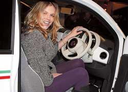 «Обмыть» данное событие пригласили знаменитостей, среди которых экстравагантный экс-глава команды Формулы-1 Эдди Джордан, лондонская певица Келли Осборн, топ модель Ева Герцигова и многие другие.
